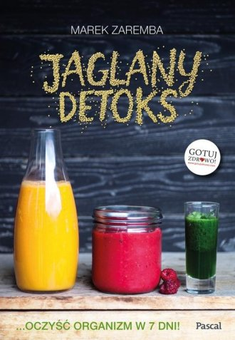 Jaglany detoks - okładka książki