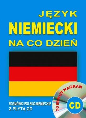 Język niemiecki na co dzień. Rozmówki - okładka podręcznika