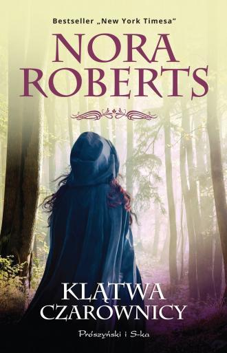 Klątwa czarownicy - okładka książki