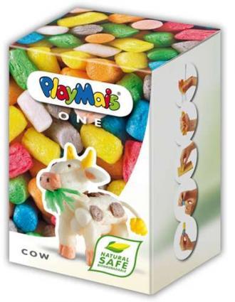 Krówka playmais - zdjęcie zabawki, gry