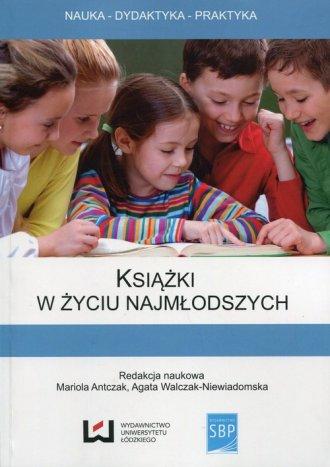 Książki w życiu najmłodszych. Seria: - okładka książki