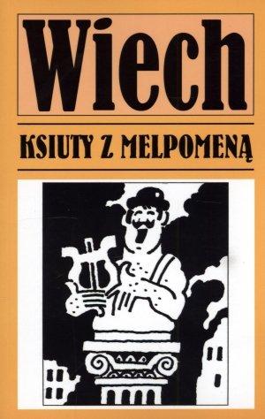 Ksiuty z Melpomeną - okładka książki