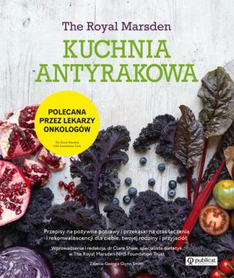 Kuchnia antyrakowa - okładka książki