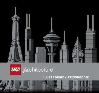 Lego Architecture. Ilustrowany - okładka książki