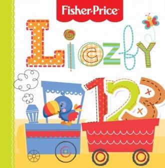 Liczby. Fisher Price - okładka książki