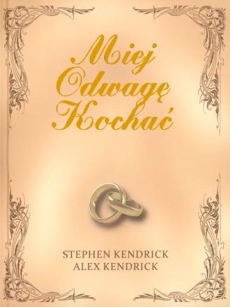 Miej odwagę kochać - okładka książki