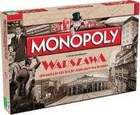 Monopoly. Warszawa. Dwudziestolecie - zdjęcie zabawki, gry