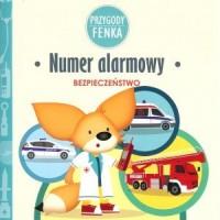 Numer alarmowy. Przygody Fenka - okładka książki