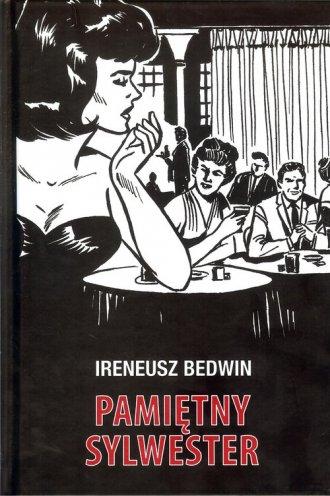 Pamiętny Sylwester - okładka książki