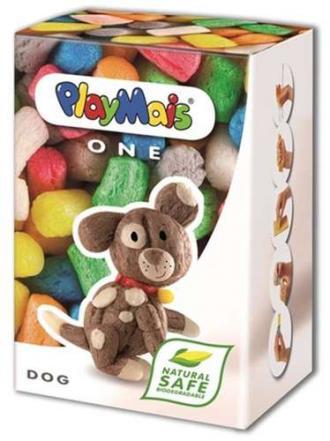 Pies playmais - zdjęcie zabawki, gry