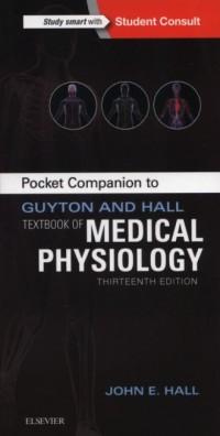 Pocket Companion to Guyton and Hall Textbook of Medical Physiology - okładka książki