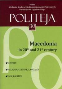 Politeja nr 30/2014 - okładka książki