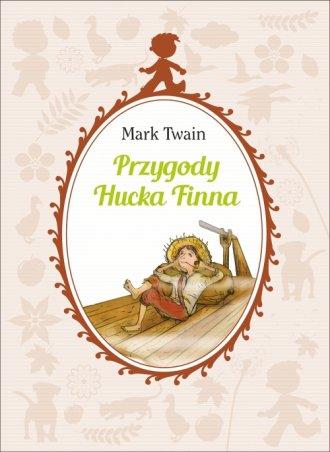 Przygody Hucka Finna - okładka książki