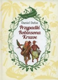 Przypadki Robinsona Kruzoe - okładka książki