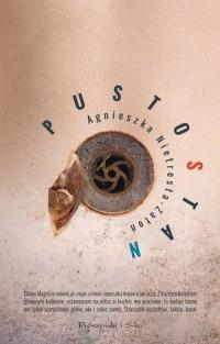 Pustostan - okładka książki