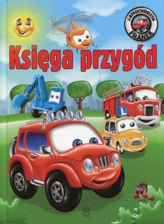 Samochodzik Franek. Księga przygód - okładka książki