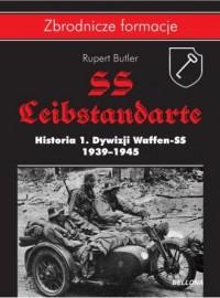 SS-Leibstandarte. Historia 1. Dywizji - okładka książki