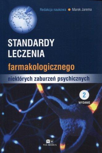 Standardy leczenia farmakologicznego - okładka książki