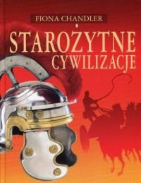 Starożytne cywilizacje - okładka książki