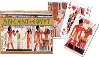 Starożytny Egipt (2 talie) - zdjęcie zabawki, gry