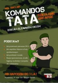 Tata Komandos. Szkolenie podstawowe - okładka książki