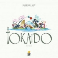 Tokaido - zdjęcie zabawki, gry