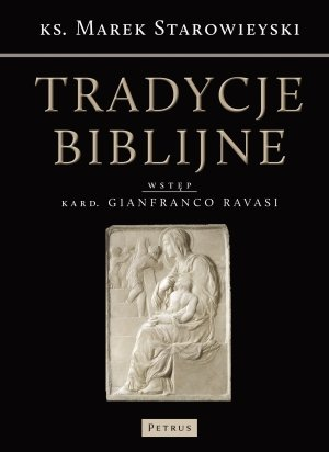 Tradycje Biblijne - okładka książki