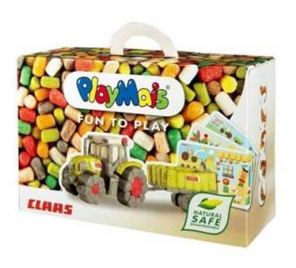 Traktor playmais - zdjęcie zabawki, gry