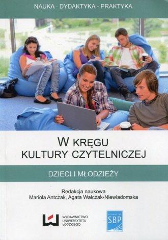 W kręgu kultury czytelniczej dzieci - okładka książki