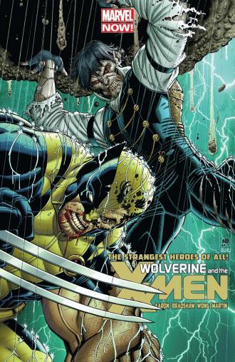 Wolverine. Cyrk przybył do miasta - okładka książki