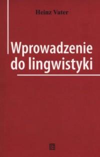 Wprowadzenie do lingwistyki - okładka książki