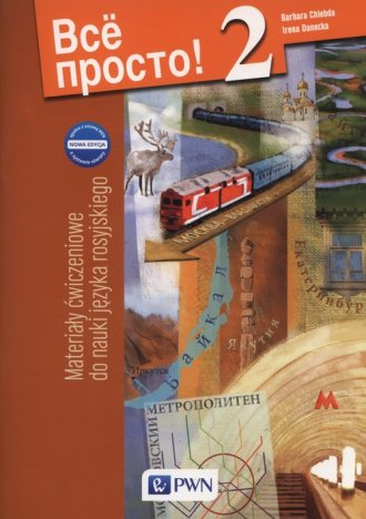 Wsio prosto! 2 Nowa edycja Materiały - okładka podręcznika