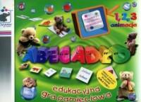 Abecadło. Edukacyjna gra pamięciowa - zdjęcie zabawki, gry