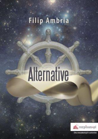 Alternative - okładka książki
