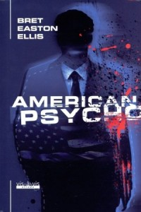 American Psycho - okładka książki