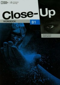 Close-Up 1. Workbook   CD. B1 - okładka książki