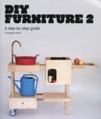 DIY Furniture 2 - okładka książki