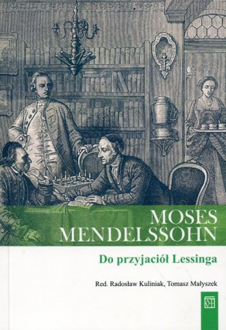 Do przyjaciół Lessinga - okładka książki