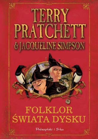 Folklor Świata Dysku - okładka książki