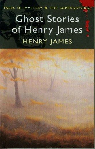 Ghost Stories of Henry James - okładka książki