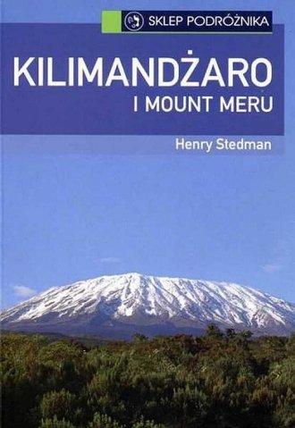 Kilimandżaro i Mount Meru - okładka książki