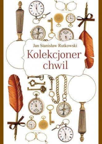 Kolekcjoner chwil - okładka książki
