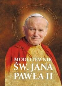 Modlitwy św. Jana Pawła II - okładka książki