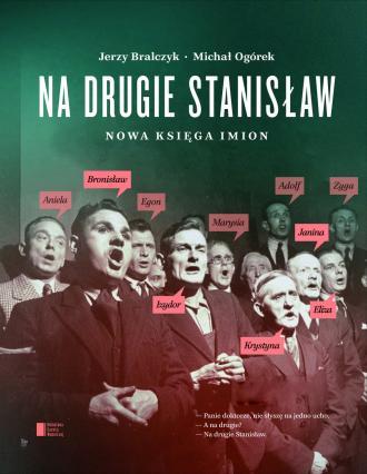 Na drugie Stanisław. Nowa księga - okładka książki