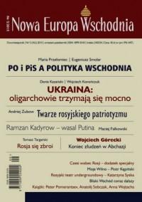 Nowa Europa Wschodnia 5/2015 - okładka książki