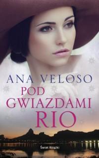 Pod gwiazdami Rio - okładka książki