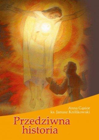Przedziwna historia - okładka książki