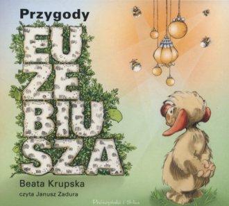 Przygody Euzebiusza (CD mp3) - pudełko audiobooku