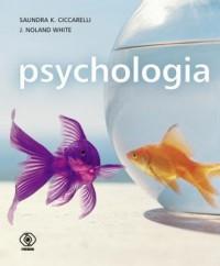 Psychologia - Saundra K. Ciccarelli - okładka książki