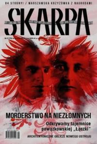 Skarpa warszawska 9 /2015 - okładka książki